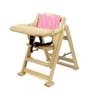 ghế ăn dặm bằng gỗ tăng giảm chiều cao
