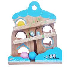 đồ chơi lăn banh nhà banh lồng chim