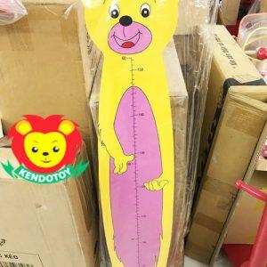 thước đo chiều cao trẻ em