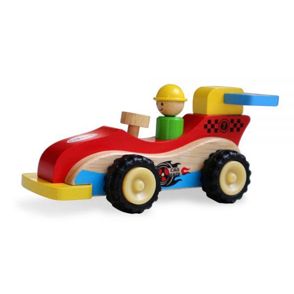 xe đua địa hình , xe gỗ đồ chơi