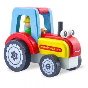 xe máy cày đồ chơi bằng gỗ
