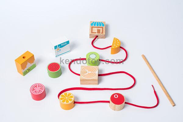 đồ chơi xỏ dây