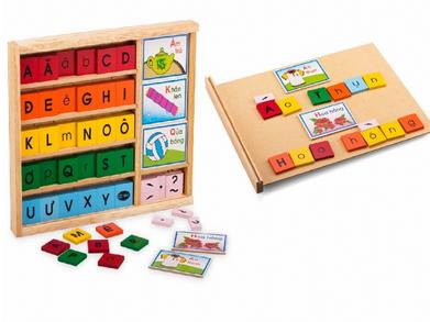 đồ chơi giáo dục