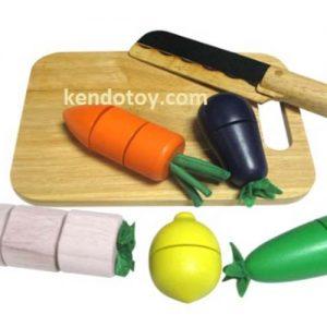 bộ cắt trái cây rau củ