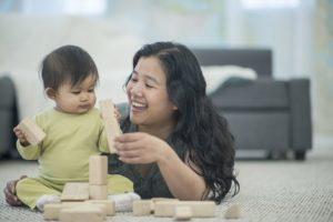 đồ chơi gỗ cho bé