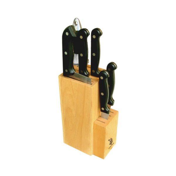 dắt dao đứng lớn bằng gỗ