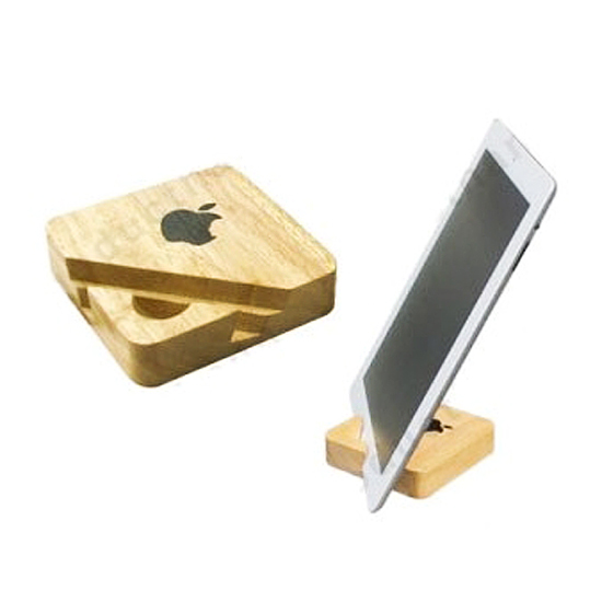 đế kê ipad bằng gỗ