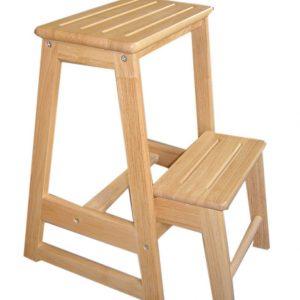 Ghế bậc thang hai tầng gỗ