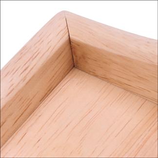 Khay đáy gỗ
