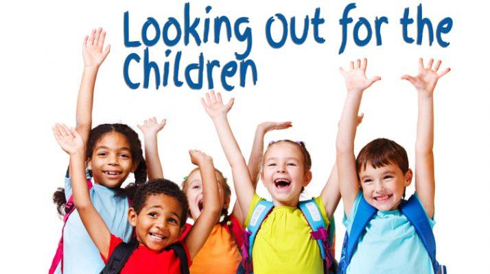 Bảo vệ trẻ em an toàn