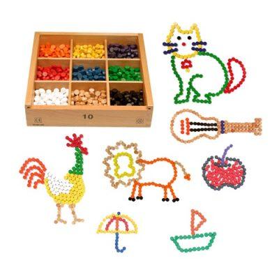 Froebel Gifts  đồ chơi gabe