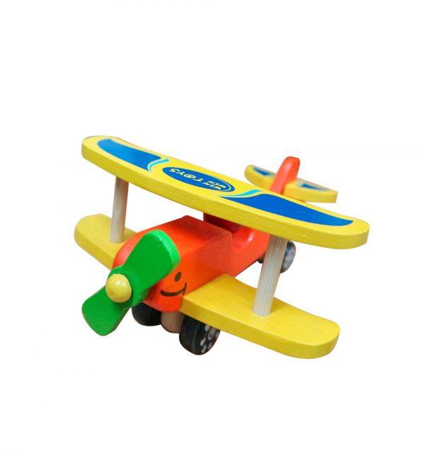 máy bay thể thao đồ chơi gỗ