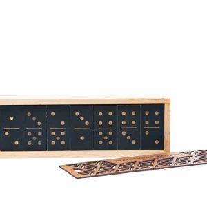 Trò chơi domino truyền thống bằng gỗ