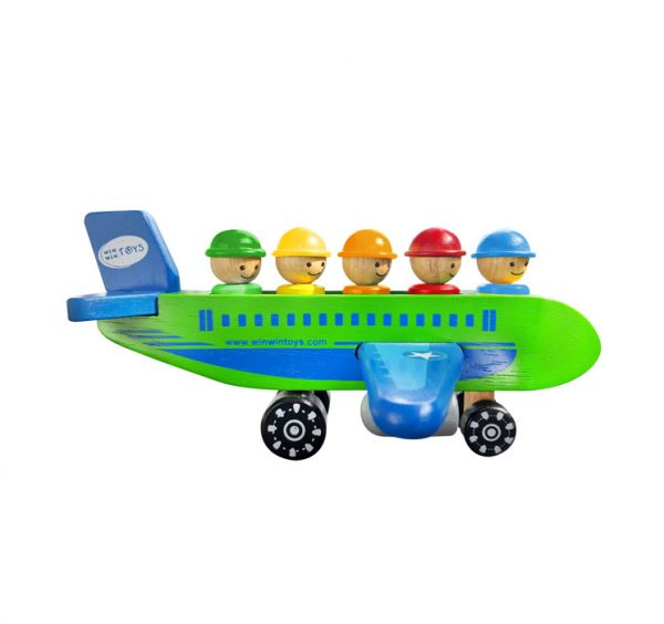 Đội bay siêu đẳng đồ chơi gỗ