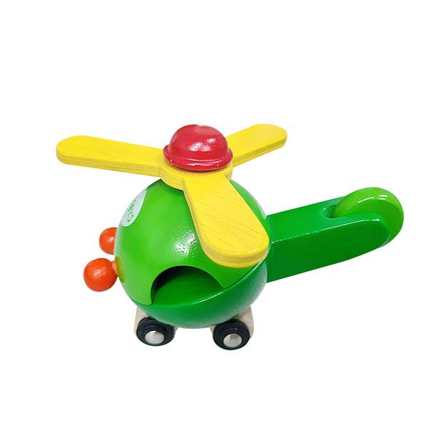 Trực thăng chuồn chuồn đồ chơi gỗ