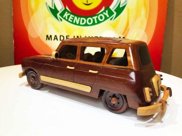 Xe ô tô gỗ mỹ nghệ