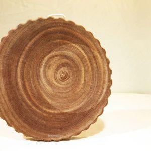 thớt gỗ xà cừ bánh quy